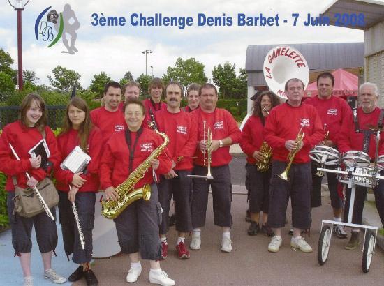 Challenge Denis Barbet 7 juin 2008